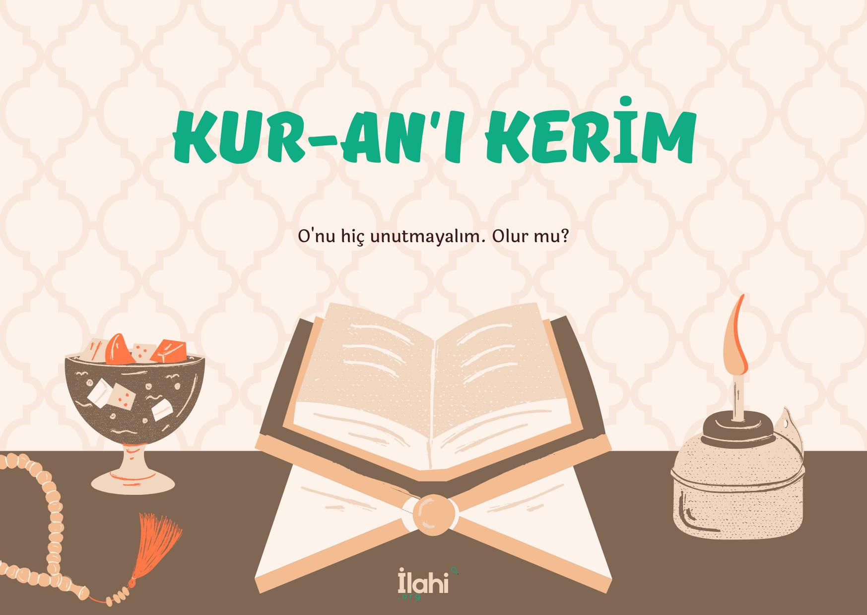 kuran-ı kerim türkçe okunuşu
